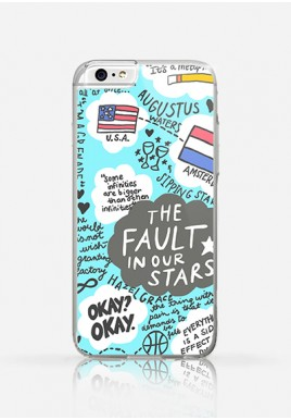Obudowa THE FAULT IN OUR STARS