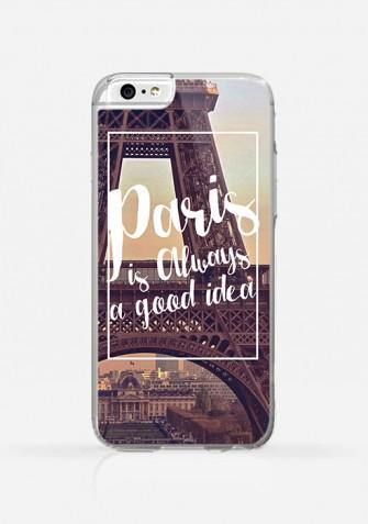 Obudowa PARIS IS ALWAYS A GOOD IDEA