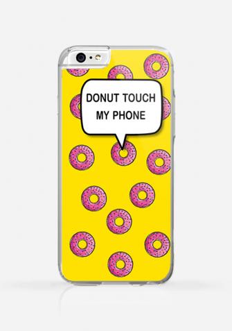 Obudowa DONUT TOUCH MY PHONE