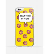 Obudowa DONUT TOUCH MY PHONE DONUTS