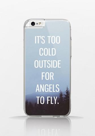 Obudowa TOO COLD OUTSIDE Ed Sheeran