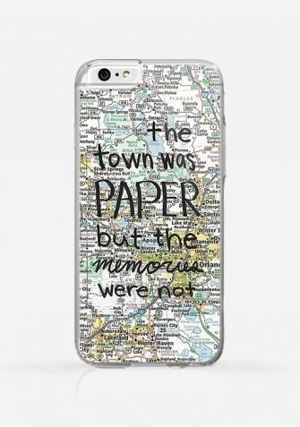 Obudowa PAPER TOWNS