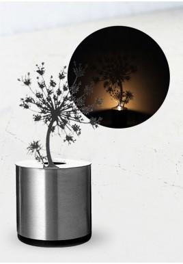 Shadow LED - projektor, lampka LED - Dmuchawiec