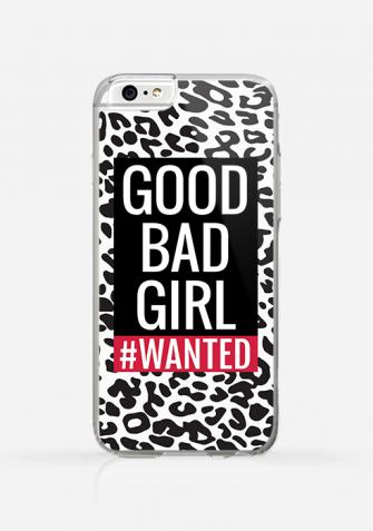Obudowa GOOD BAD GIRL WANTED