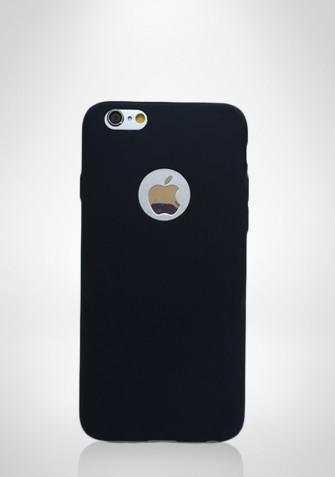 Elastyczna obudowa iPhone czarny