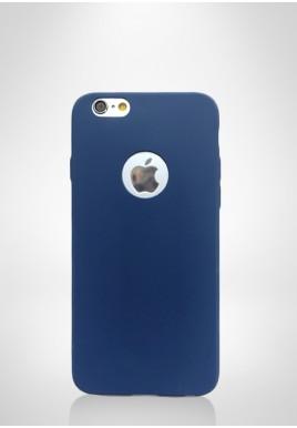 Elastyczna obudowa iPhone granatowy