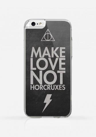 Obudowa MAKE LOVE, NOT HORCRUXES
