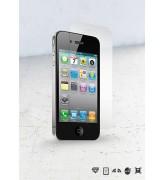 Szkło hartowane na wyświetlacz iPhone 4/4s