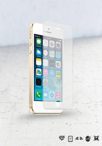 Szkło hartowane na wyświetlacz iPhone 5/5s