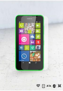 Szkło hartowane na wyświetlacz Nokia Lumia 630