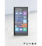 Szkło hartowane na wyświetlacz Nokia Lumia 730