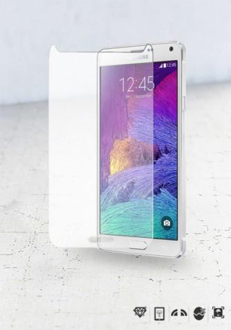Szkło hartowane na wyświetlacz Galaxy Note 4