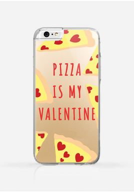 Obudowa PIZZA IS MY VALENTINE