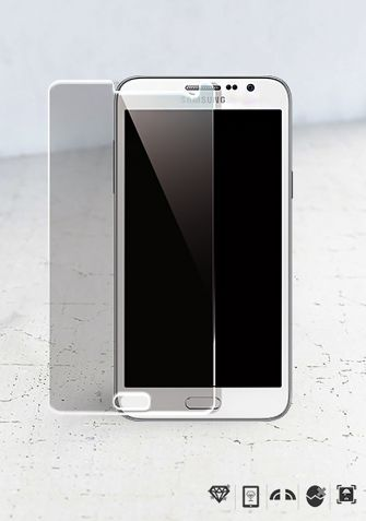 Szkło hartowane na wyświetlacz Galaxy A7