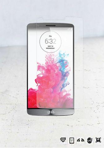 Szkło hartowane na wyświetlacz LG G4s