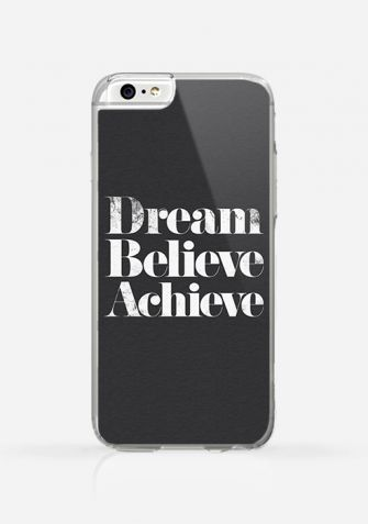 Obudowa DREAM BELIEVE ACHIEVE