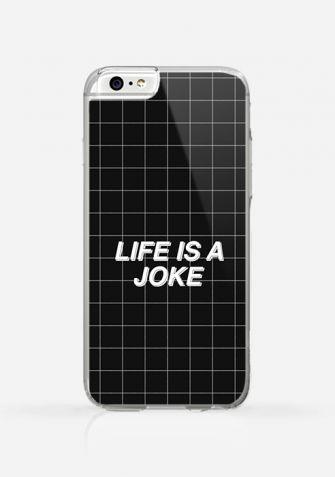 Obudowa LIFE IS A JOKE