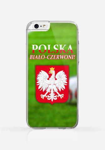 Obudowa POLSKA - BIAŁO CZERWONI!
