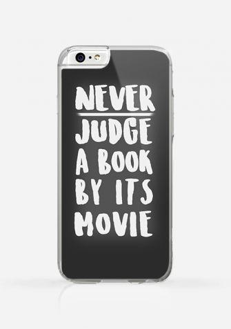 Obudowa NEVER JUDGE A BOOK
