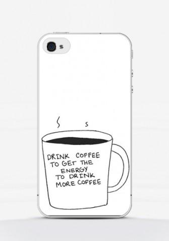 Obudowa DRINK COFFEE