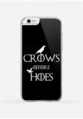 Obudowa CROWS BEFORE HOES - GOT black