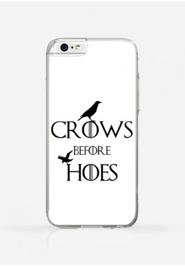 Obudowa CROWS BEFORE HOES - GOT white
