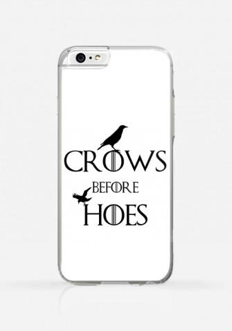 Obudowa CROWS BEFORE HOES - GOT white