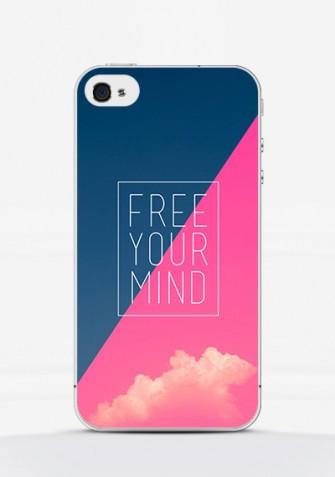 Obudowa FREE YOUR MIND