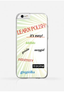 Obudowa LEARN POLISH