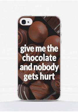 Obudowa GIVE ME THE CHOCOLATE