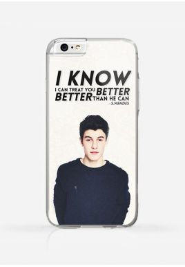 Obudowa Shawn Mendes - Treat you better