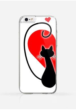 Obudowa CAT LOVE - GIRL