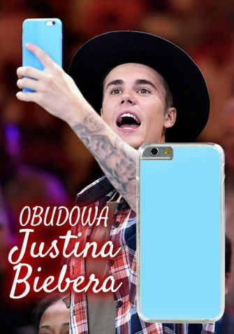 Obudowa Justina Biebera