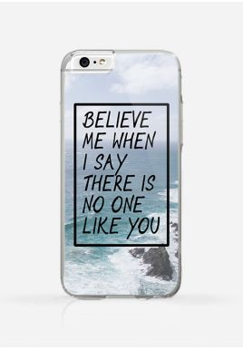 Obudowa Believe Me