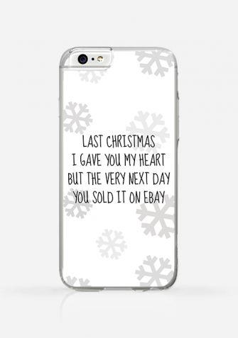 Obudowa LAST CHRISTMAS
