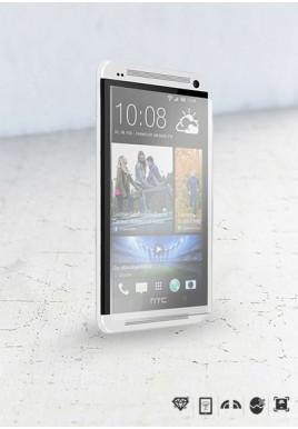 Szkło hartowane na wyświetlacz HTC One M8