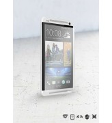 Szkło hartowane na wyświetlacz HTC Desire 820