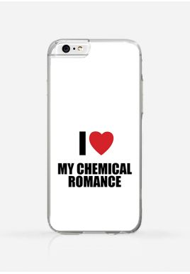 Obudowa I LOVE MY CHEMICAL ROMANCE