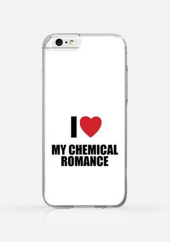 Obudowa I LOVE MY CHEMICAL ROMANCE