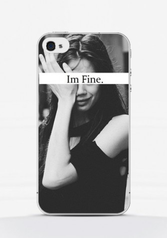 Obudowa I'M FINE