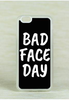 Obudowa Miękka BAD FACE DAY