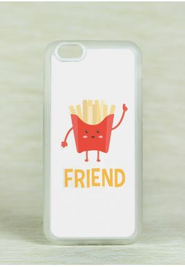 Obudowa Miękka BEST FRIEND FRIES 1