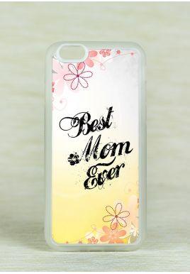 Obudowa Miękka BEST MOM EVER