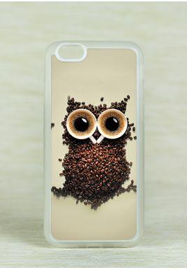 Obudowa Miękka COFFEE OWL