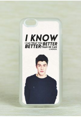 Obudowa Miękka SHAWN MENDES TREAT YOU BETTER