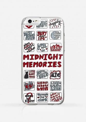 Obudowa MIDNIGHT MEMORIES One Direction