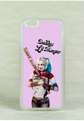 Obudowa Miękka HARLEY QUINN DADDY'S LITTLE MONSTER