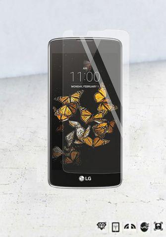 Szkło hartowane na wyświetlacz LG K8