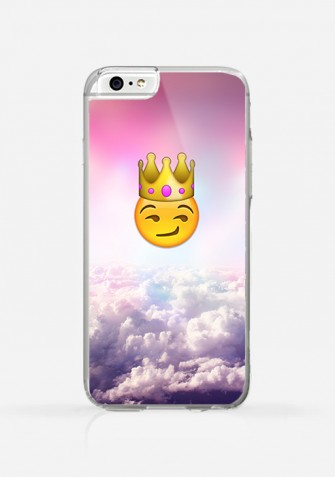 Obudowa Cloudy Crown Emoji