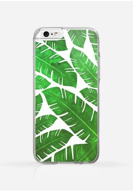 Obudowa Green Palm Leaves